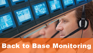back to base alarm monitoring